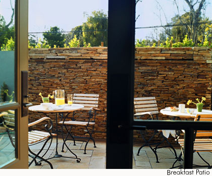 The Breakfast Patio